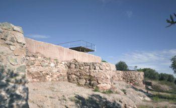 Santuario de la Luz - Yacimiento arqueológico íbero