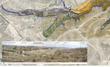 Recuperación ambiental y paisajística Las Zorreras