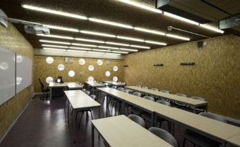 Nuevas aulas para la Facultad de Económicas con criterios de sostenibilidad