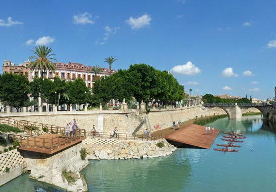 Rehabilitación medioambiental Río Segura