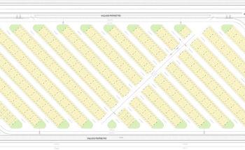 Planta cubierta Fase 1. Aparcamiento fotovoltaico del Aeropuerto Internacional Región de Murcia