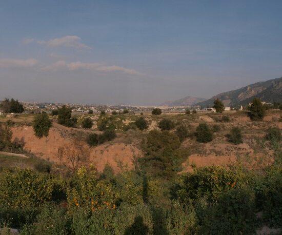Ecoproyecta - Proyecto de urbanización en Santo Ángel (Murcia) siguiendo criterios de sostenibilidad