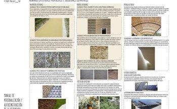Concurso Internacional de Ideas de Viviendas Cueva La Herradura. Ecoproyecta