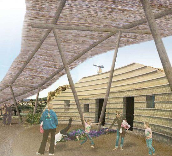 Ecoproyecta Arquitectura Sostenible - Casas cueva de La Herradura, Huéscar.