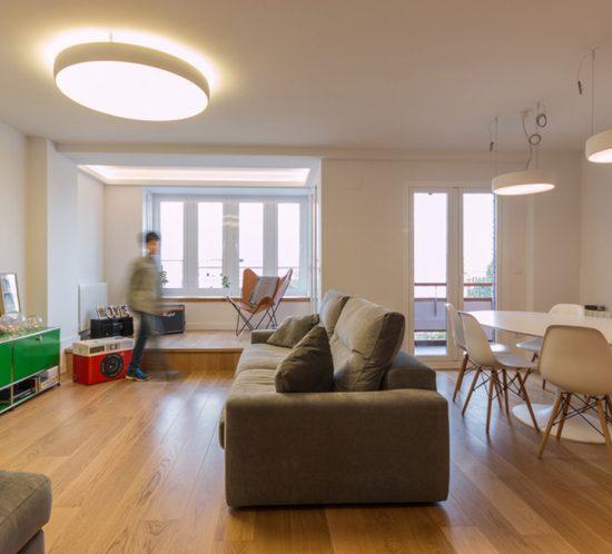 Reforma de una vivienda en Murcia