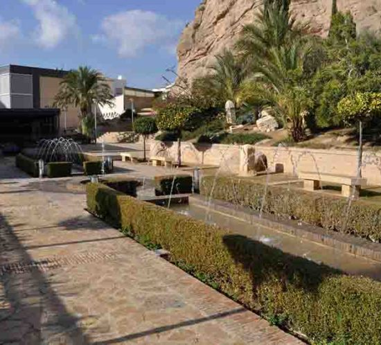 Inventario de zonas verdes del núcleo urbano de Alhama de Murcia